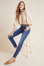 Anthropologie Closed Pusher Low-Rise Skinny Jeans