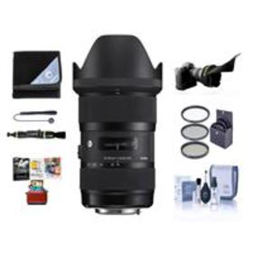 Sigma 18-35mm F/1.8 DC HSM ART Lens for Nikon SLR