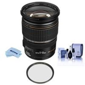 Canon EF-S 17-55mm f/2.8 IS USM Lens, USA - With B