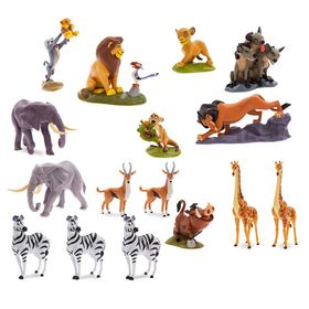 Disney The Lion King Mega Figurine Set