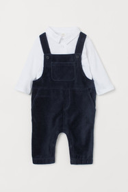 Shirt and Overalls