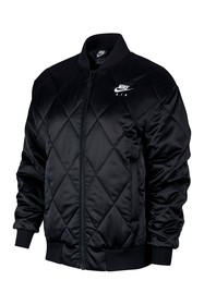 Nike Satin Quilted Jacket
