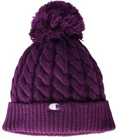 Champion Cable Pom Beanie