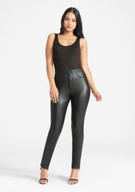 Tall Farah Faux Leather Jeans