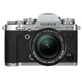 Fujifilm X-T3 Mirrorless Camera with XF 18-55mm f/