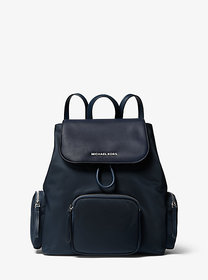 Michael Kors Abbey Medium Nylon Backpack