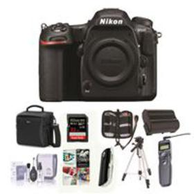 Nikon D500 DSLR Body and Premium Kit