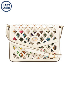 GUCCI Made In Italy Small Leather Crossbody