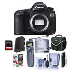 Canon EOS 5DS R DSLR Camera Body - with Free Acces