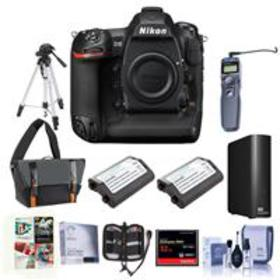 Nikon D5 DSLR CF Version Body With Premium Accesso