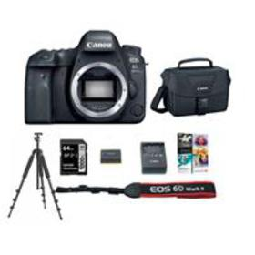 Canon EOS 6D Mark II DSLR Body With Accessory Bund