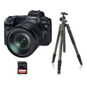 Canon EOS R Mirrorless Camera with RF 24-105mm F4