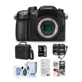 Panasonic Lumix DMC-GH4 Digital Camera Body With F