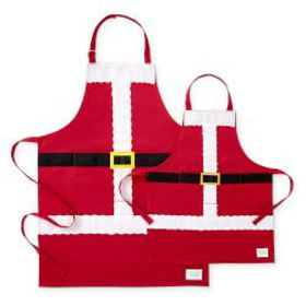 Santa Apron Bundle