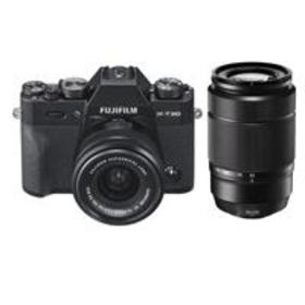 Fujifilm X-T30 Mirrorless Camera with XC 15-45mm f