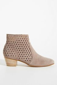 Anthropologie Soludos Lola Ankle Boots
