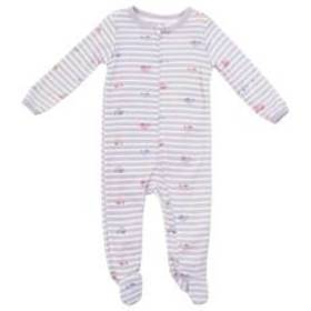 Baby Boy (NB-9M) Baby Emporio Cars and Stripe Prin