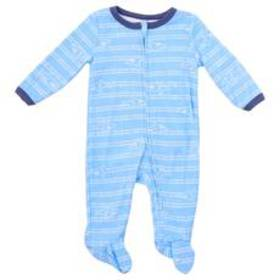 Baby Boy (NB-9M) Baby Emporio Sharks and Stripes C