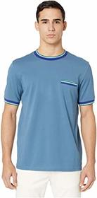 Paul Smith Short Sleeve Regular Fit Color Tipped T