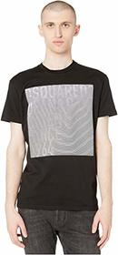 DSQUARED2 Optical Print T-Shirt