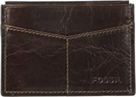 Fossil Derrick Card Case