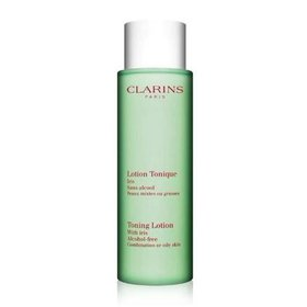 ($26 Value) Clarins Iris Face Toning Lotion For Oi