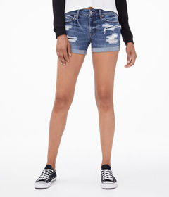 Aeropostale Seriously Stretchy Low-Rise Rip &