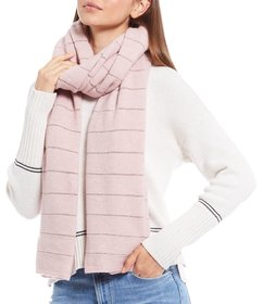 UGG Women's Lurex Striped Scarf