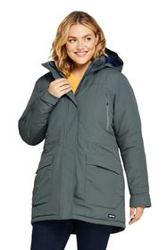 Lands End Women's Plus Size Squall Insulated Winte