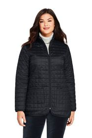 Lands End Women's Quilted Insulated Jacket