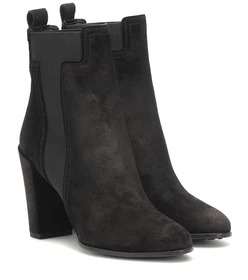 Tod's Suede ankle boots