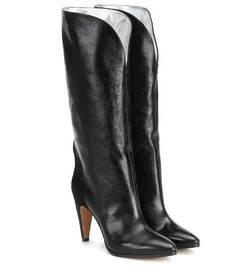 Givenchy GV3 leather boots