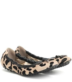 Tod's Exclusive to Mytheresa – Leopard-print calf