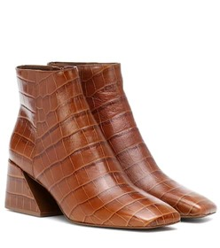 Mercedes Castillo Jimme leather ankle boots