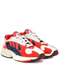 Adidas Originals Yung 1 nubuck sneakers