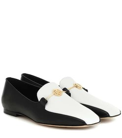 Burberry Almerton leather loafers