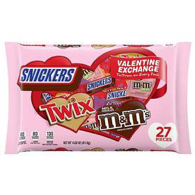 Mars Valentine's Day Chocolate Variety Candy