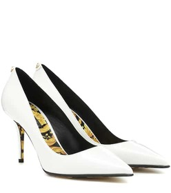 Versace Patent leather pumps