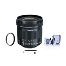 Canon EF-S 10-18mm f/4.5-5.6 IS STM Lens, USA. Bas