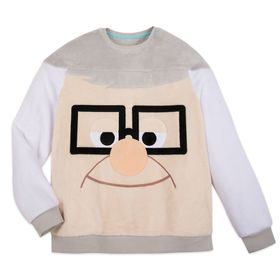 Disney Carl Fredricksen Sleep Top for Adults – Up