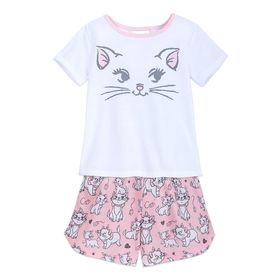 Disney Marie Short Sleep Set for Girls – The Arist