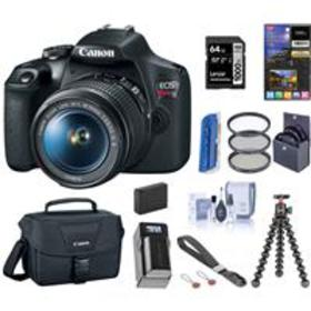 Canon EOS Rebel T7 24.1MP DSLR Camera with EF-S 18