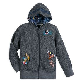 Disney Mickey Mouse and Friends Knit Hoodie for Bo