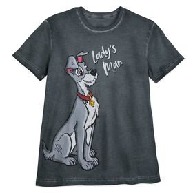Disney Tramp ''Lady's Man'' T-Shirt for Men – Lady