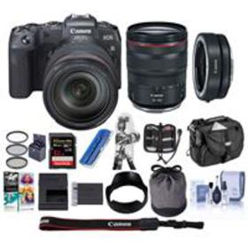 Canon EOS RP Mirrorless Camera with Canon RF 24-10