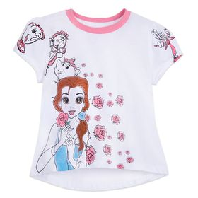 Disney Belle and Friends T-Shirt for Girls – Beaut