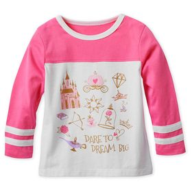 Disney Disney Princess Icons Long Sleeve T-Shirt f