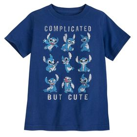 Disney Stitch T-Shirt for Boys