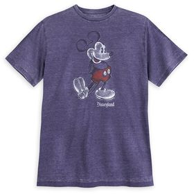 Disney Mickey Mouse Classic T-Shirt for Men – Disn