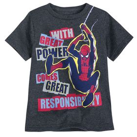 Disney Spider-Man T-Shirt for Boys